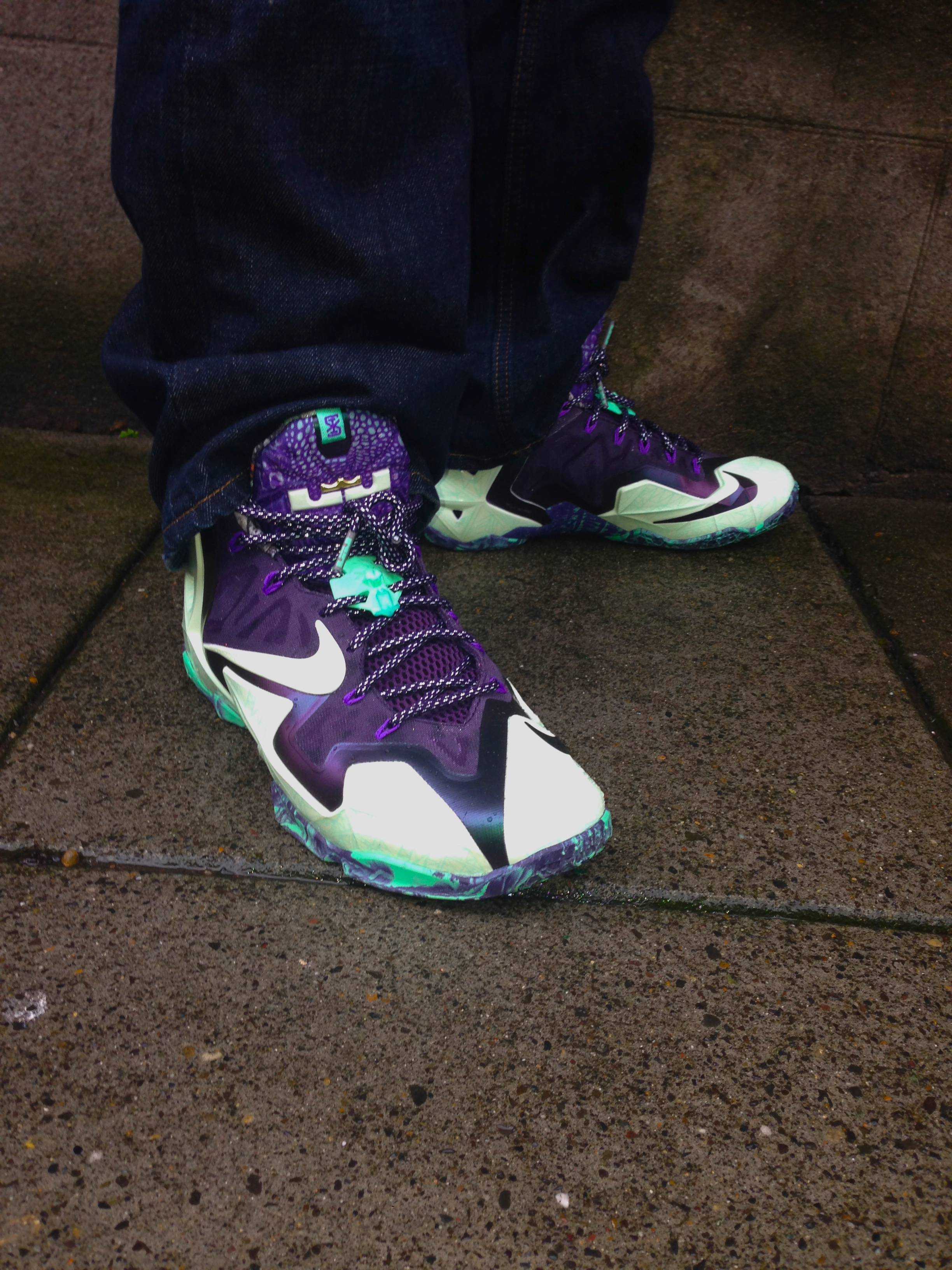 all lebrons ever made
